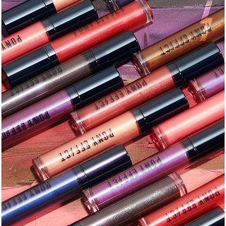 PONY EFFECT - Metallic Matte Lip Color (7 Colors)