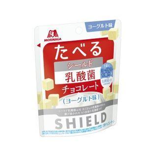 Morinaga - Shield Lactic Acid Bacteria Chocolate Yogurt Flavor 50g