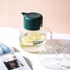 Chrysalis - Glass Tea Pot