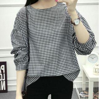 ROAM - 長袖格子襯衫