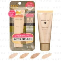 Meishoku Brilliant Colors - Moist Labo BB Essence Cream SPF 50 PA++++ 33g - 4 Types