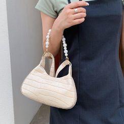 7th Rainbow - Beaded Shoulder Bag