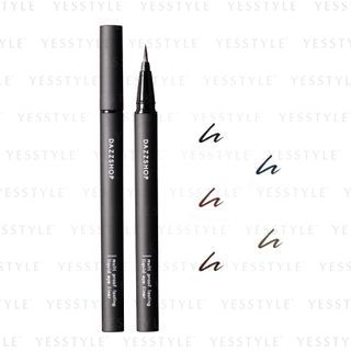 DAZZSHOP - Multiproof Lasting Liquid Eyeliner Basic collection - 5 Types