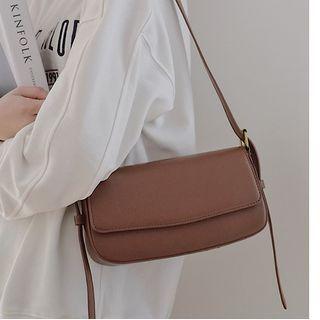 wallFLOWERz - Faux Leather Shoulder Bag
