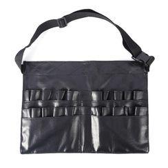 Fete Galante - 仿皮化妆刷腰包
