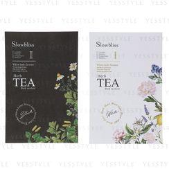 LIBERTA - Slowbliss Herb Tea Bath Method 28g - 2 Types