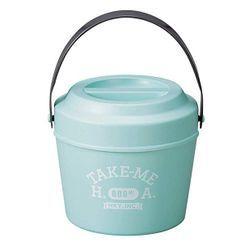 Hakoya - Hakoya Bucket Lunch Box (Take me) (Blue)