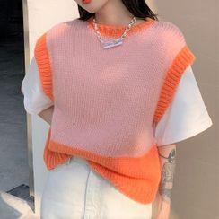 Rerise - Two Tone Sweater Vest