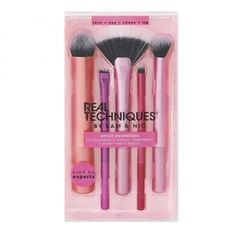 Real Techniques - Artist Essentials Face Brushes Set