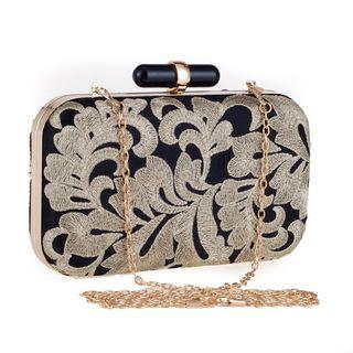 Moonflower - 刺繡手包