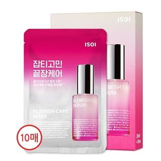 iSOi - Blemish Care Mask Set