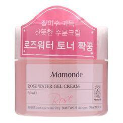 Mamonde - Rose Water Gel Cream 80ml