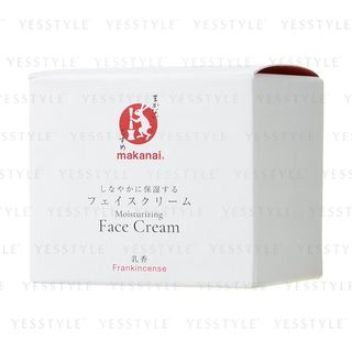 Makanai Cosmetics - Moisturizing Face Cream