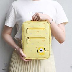 BABOSARANG(バボサラン) - 'BT21' Handle 11' Tablet Pouch