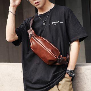ETONWEAG - Faux-Leather Belt Bag
