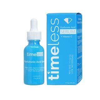 Timeless Skin Care - Hyaluronic Acid + Vitamin C Serum
