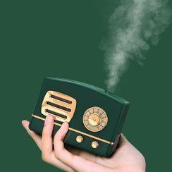 Cloud Forest - 复古收音机造型加湿器