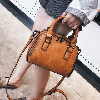 BeiBaoBao - Faux-Leather Tote