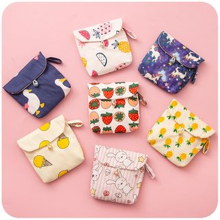 Momoi - Printed Sanitary Pouch