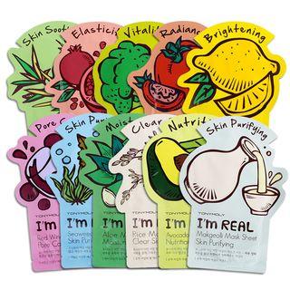 TONYMOLY - I'm Real Mask Sheet 1pc