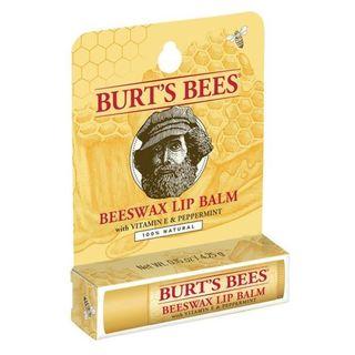 Burt's Bees - Blister Box Beeswax Lip Balm, 0.15 oz.