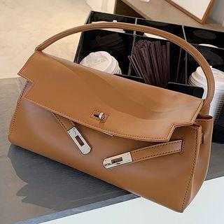 Bezac - Faux Leather Shoulder  Bag