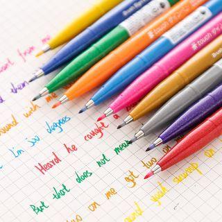 Eteum - 彩色毛筆