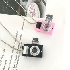 InShop Watches - Camera Necklace