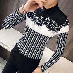 Andrei - Striped Shirt