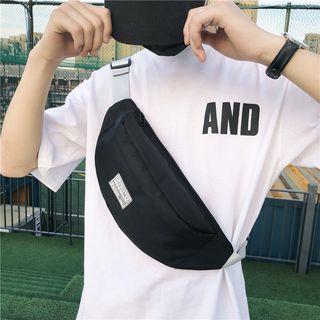 Carryme - Canvas Plain Belt Bag