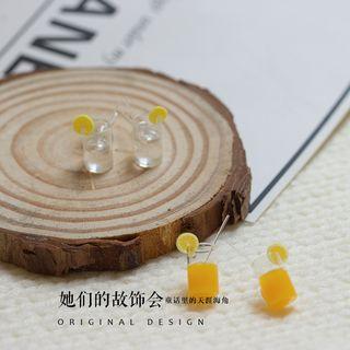 AOI - Miniature Drinks Earring