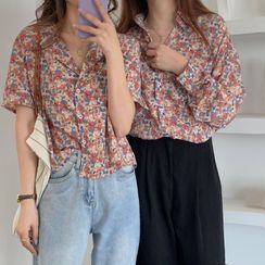 CosmoCorner - Print Short-Sleeve / Long-Sleeve Shirt