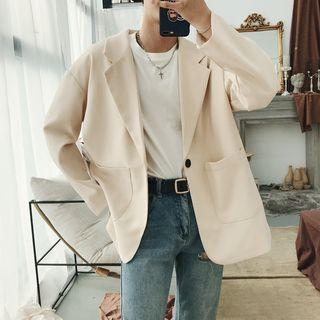 Bjorn - Twin Pocket Blazer