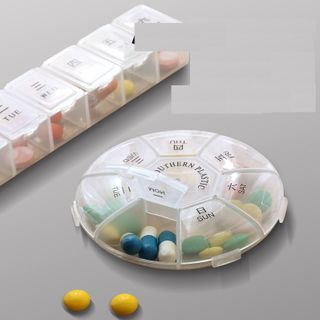 Homy Bazaar - Pill Box