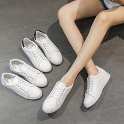 Asterisk - Plain Sneakers