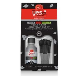 Yes To - Yes To Tomatoes: Triple-Threat Acne Treatment Kit, 30ml