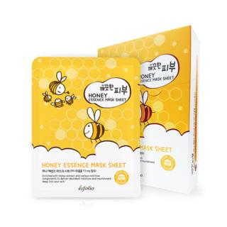 esfolio - Pure Skin Honey Essence Mask Sheet Set 10pcs