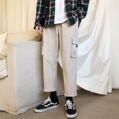 KOKAY - Crop Cargo Pants