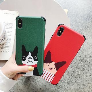 Casei Colour - Animal Print Mobile Phone Case- iPhone 6 / 6 Plus / 7 / 7 Plus / 8 / 8 Plus / X / XS Max / XR