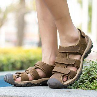NOVO - Adhesive Strap Sandals