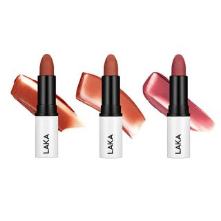 LAKA - Smooth Matte Lipstick - 9 Colors
