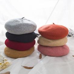 Hat Society - Woolen Beret