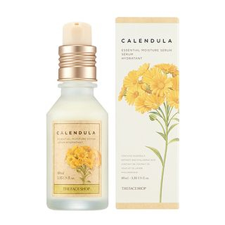 THE FACE SHOP - Calendula Essential Moisture Serum 40ml