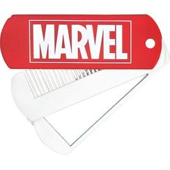T'S Factory - MARVEL Comb with Mirror (Red)