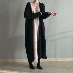Sienne - Long Knit Coat