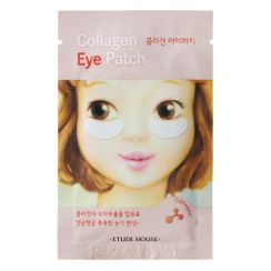 Etude House - Parche para contorno de ojos de colágeno Collagen Eye Patch