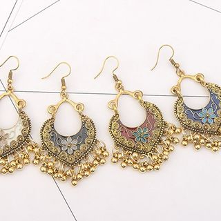 Bling Thing(ブリングシング) - Heart Chandelier Earring
