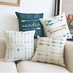 Cozy Cushion - Printed Sofa Cushion Cover