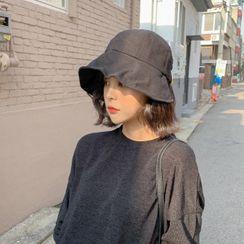 MERONGSHOP - Self-Fastener Bucket Hat