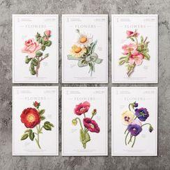 Embroidery Kingdom - Flower Patch